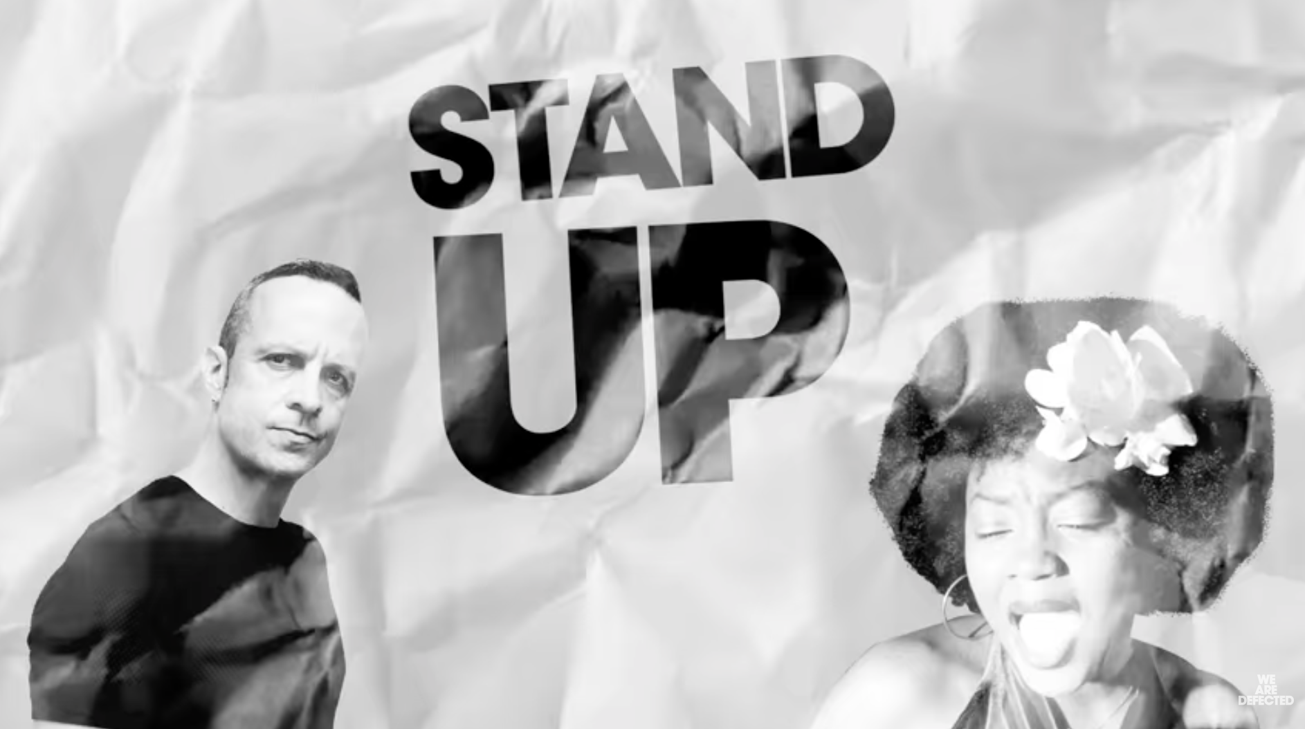 Cover: David Penn feat. Ramona Renea - Stand Up (Extended Mix)