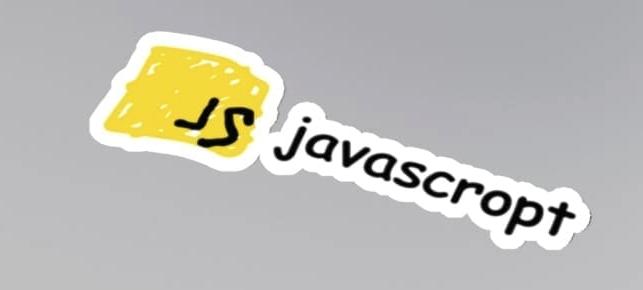 JavaScropt sticker