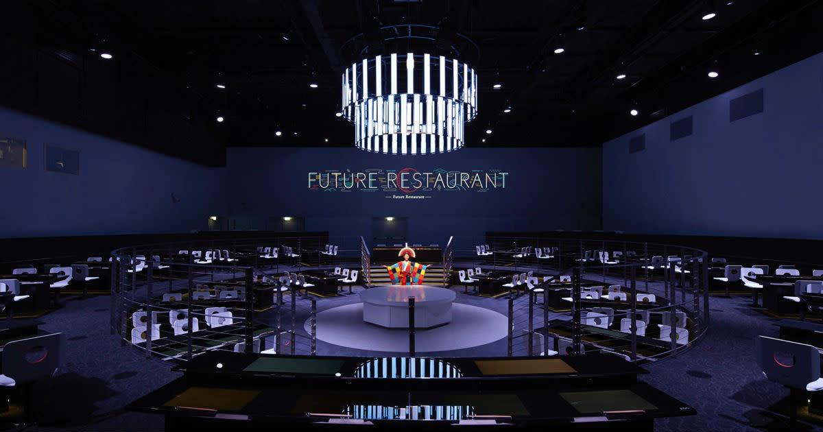 ミラノ国際博覧会 日本館 「FUTURE RESTAURANT」