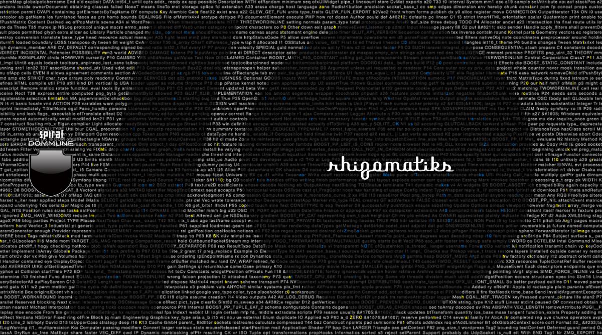 "DOMMUNE ""Rhizomatiks 10"""