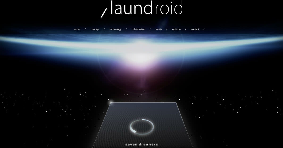 laundroid by seven dreamers