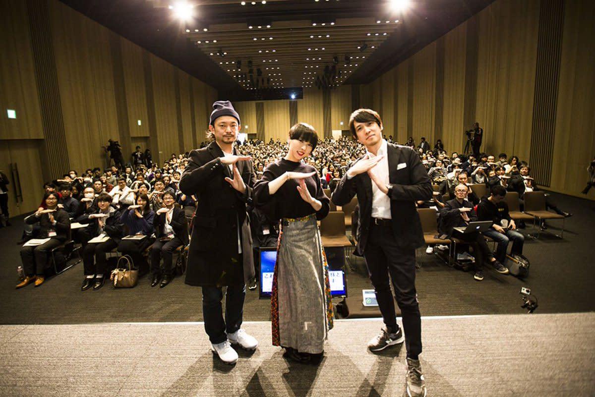 SENSORS | Daito Manabe & MIKIKO