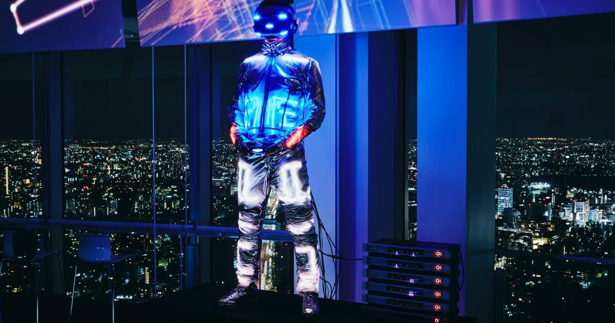 Rez Infinite - Synesthesia Suit