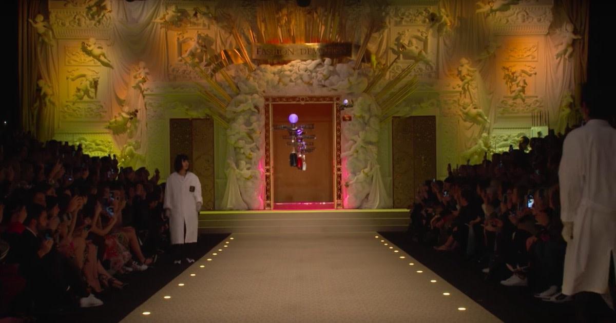 Dolce & Gabbanaコレクションについてインタビュー | 石橋素