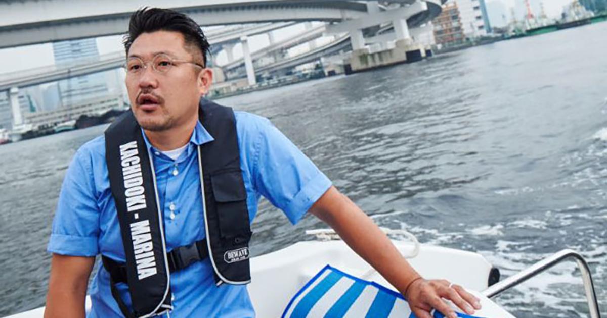 WIRED.jpにて、地図にない場所を探して─ライゾマティクス齋藤精一と見つめた東京の水辺、が公開されました。