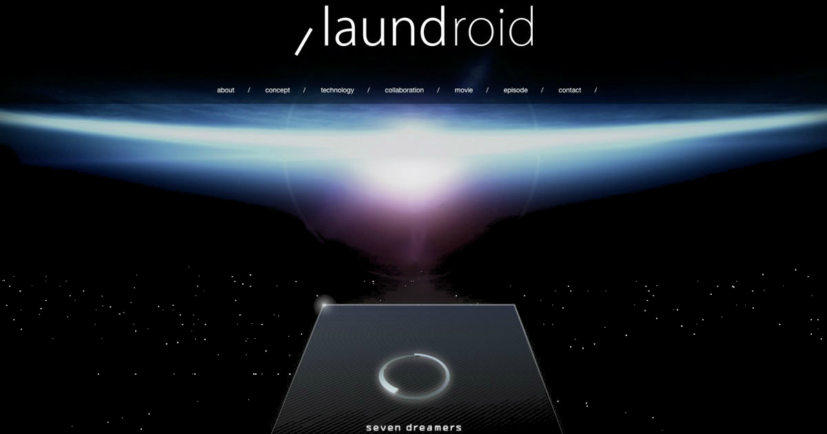 seven dreamers laboratories inc.  - laundroid by seven dreamers