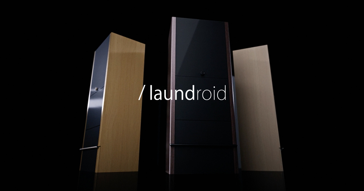 seven dreamers laboratories inc.  - /laundroid