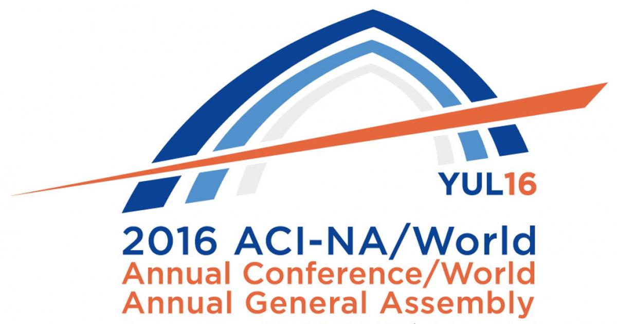 ACI-NA/World 2016