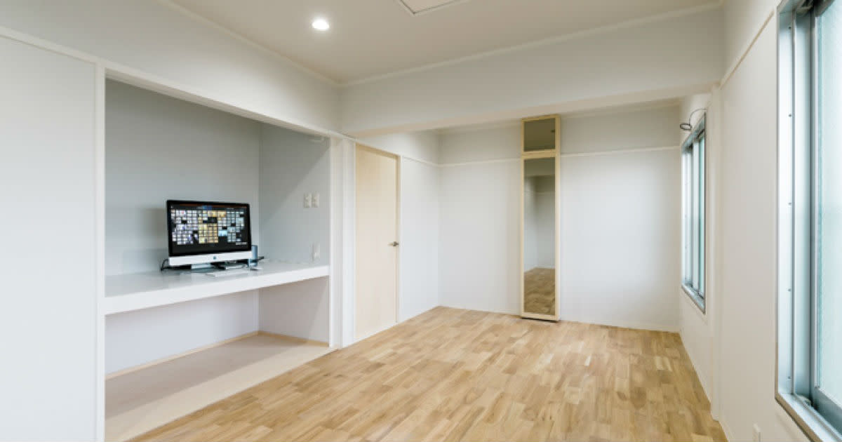 Kitakagaya Apartment Renovation
