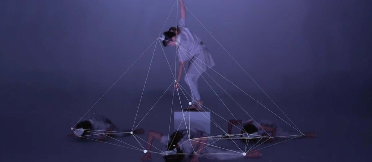 MUTEK | Rhizomatiks Research x ELEVENPLAY x Kyle McDonaldのコラボレーション公演「discrete figures」世界初演