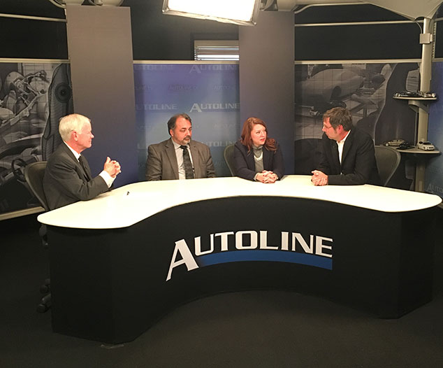 "TRI's Dr. Ryan Eustice Featured on Public Television's ""Autoline This Week"" with John McElroy"