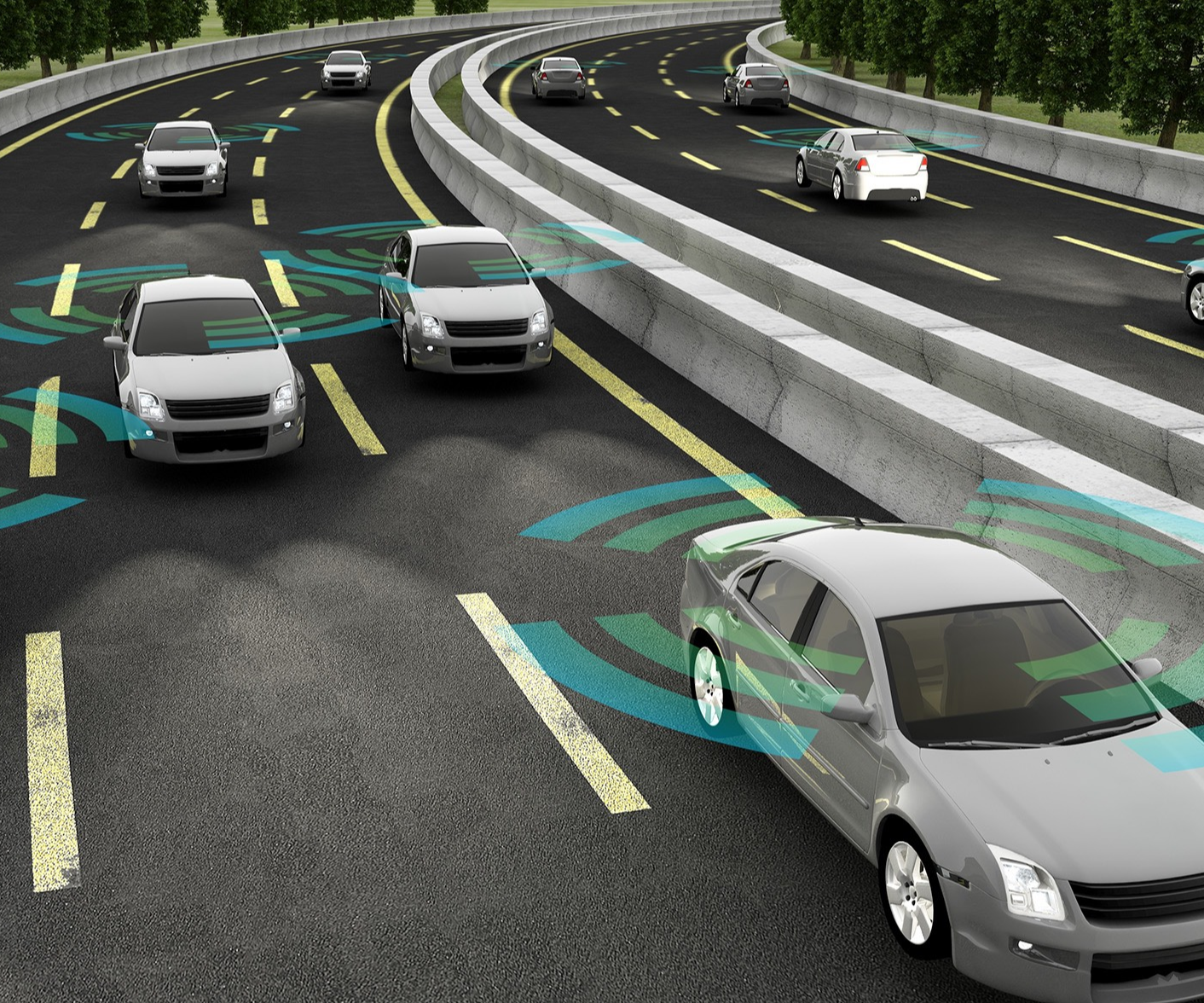 U-M and TRI Researchers Develop Control Software to Ensure Autonomous Vehicles Stay in Lane