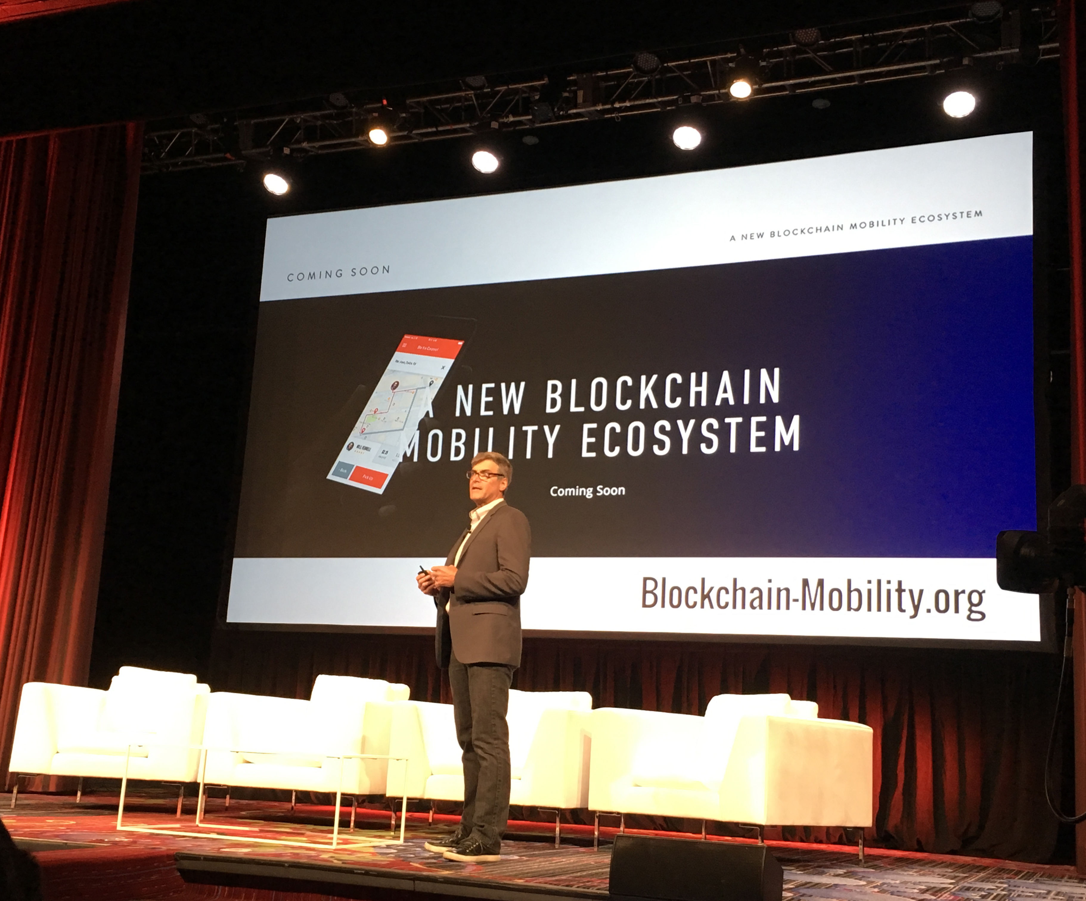 TRI Explores Blockchain Technology for Development of New Mobility Ecosystem
