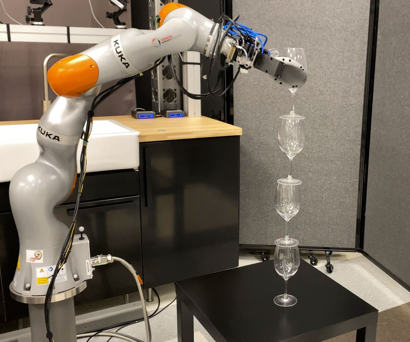 Sensing is Believing: More Capable Robot Hands with the Soft Bubble Gripper