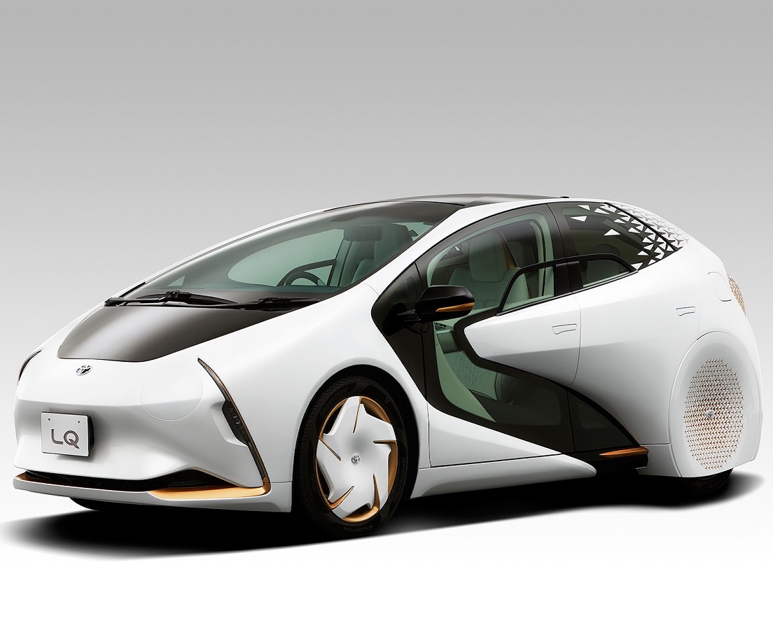 "TRI Contributes to Toyota's New ""LQ"" Concept Vehicle"