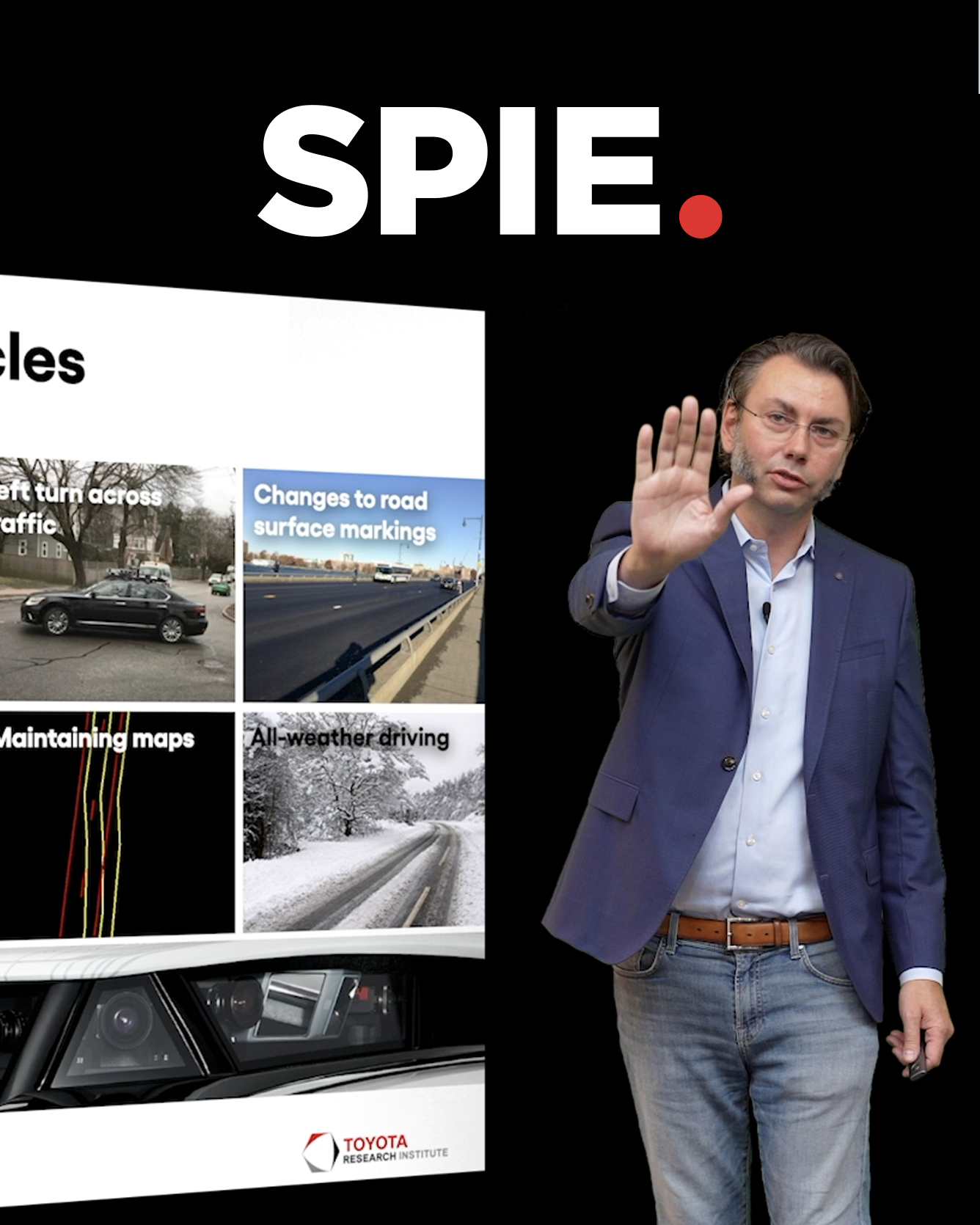 Ryan Eustice SPIE