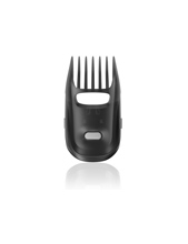 Hair clipping comb for Braun beard trimmer