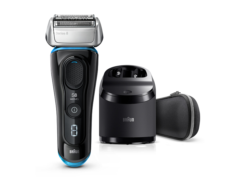 Series 8 8385cc Wet & Dry shaver