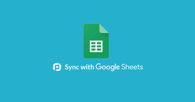 Syncing contacts data with Google Sheets