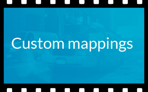 Custom mappings explained