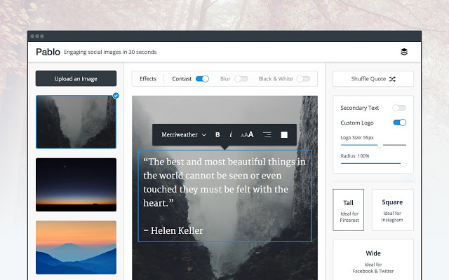 pablo chrome extension for small business