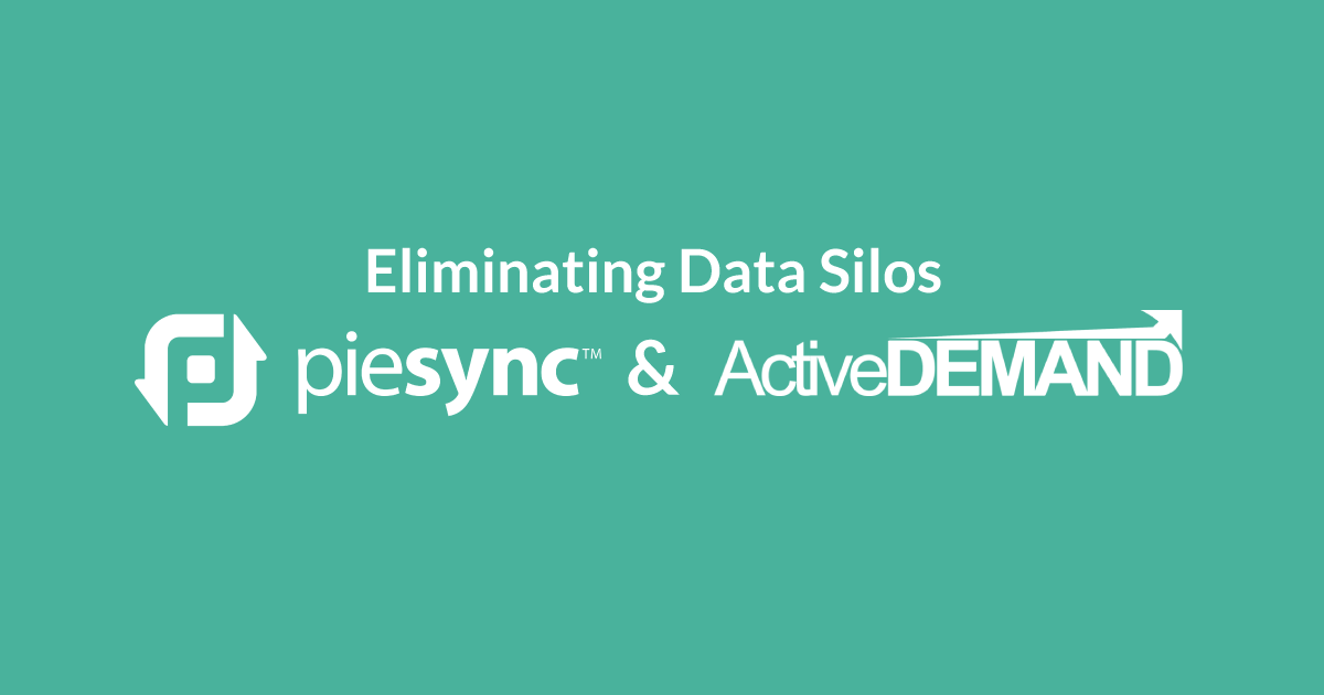 ActiveDemand Eliminating-DataSilos