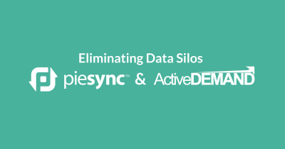 ActiveDEMAND + PieSync: Eliminating data silos to achieve customer intimacy
