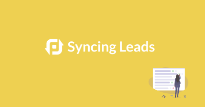 We are ready to keep your Leads in sync between apps!