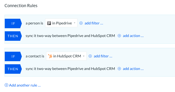 Using HubSpot and Pipedrive together with integrations
