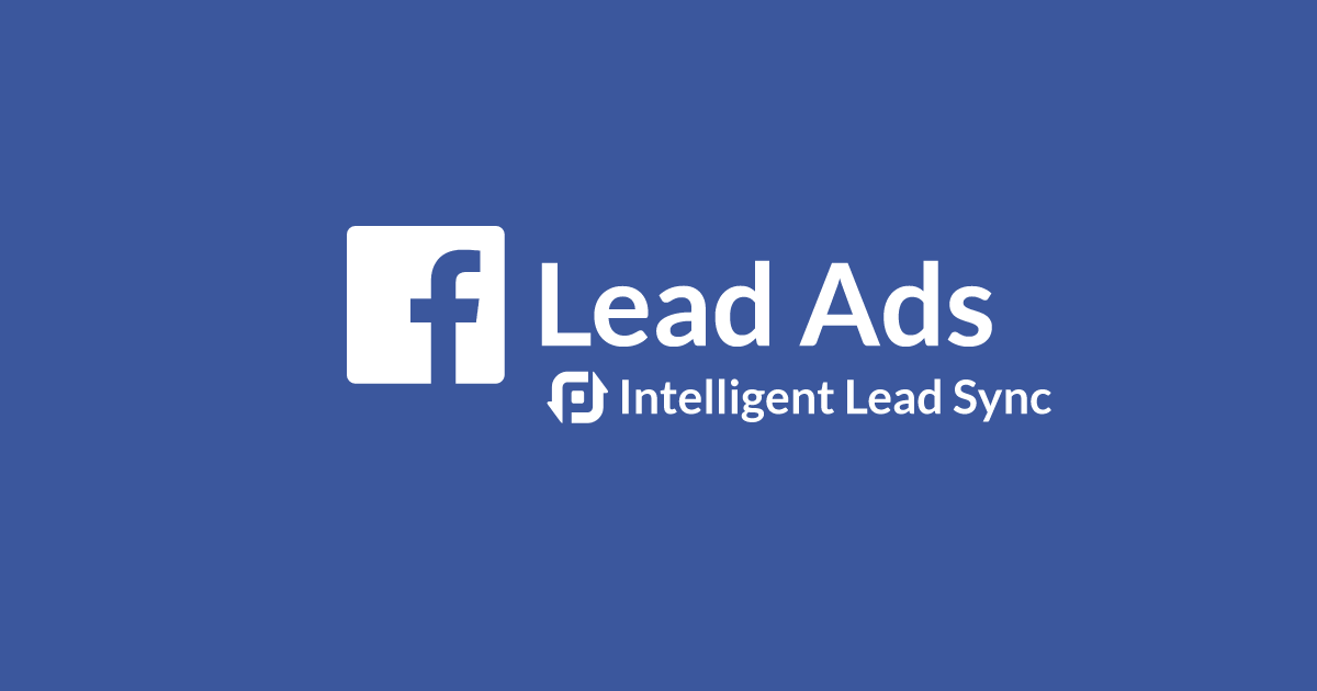 Facebook-Lead-Ads launch