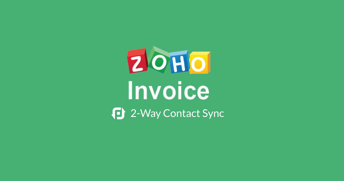 Zoho Invoice Launch