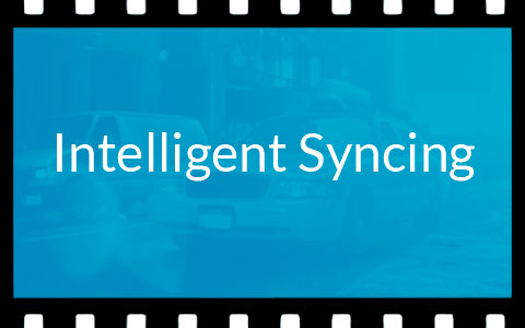 Intelligent syncing