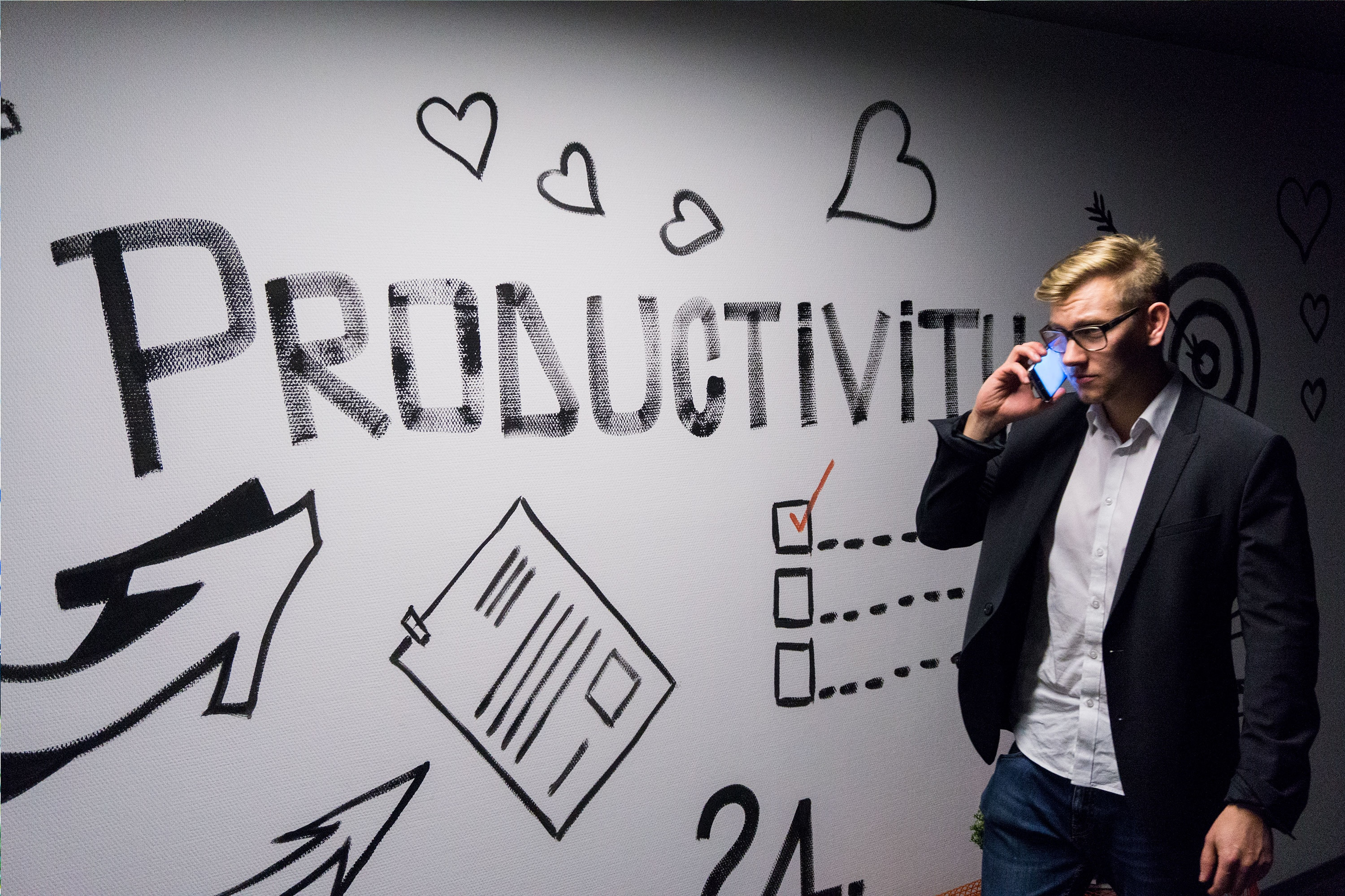 how to increase productivity digital agency