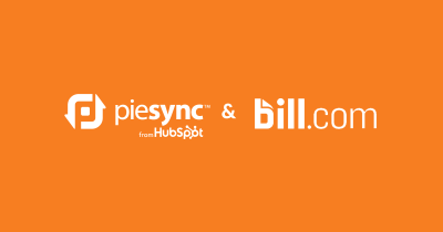 Now PieSync supports Bill.com: Have your contacts in sync with 250 apps