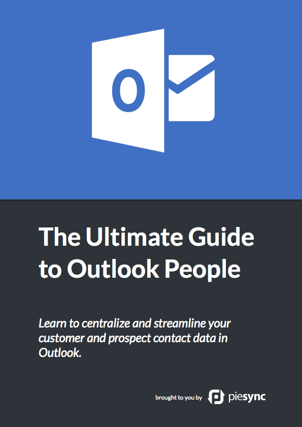 The Ultimate Guide to Outlook People