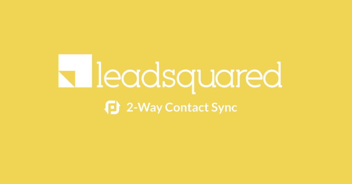 leadsquared Launch