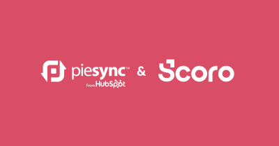 Now PieSync supports Scoro: Have your contacts in sync with 243 other apps