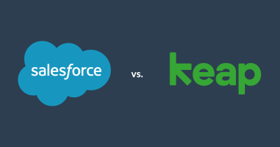 Keap vs. Salesforce: which CRM should you choose in 2020?
