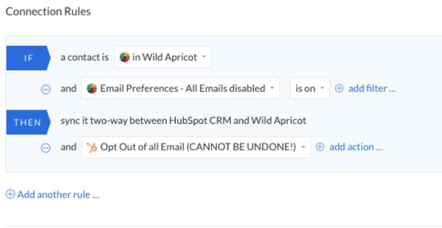 Email subscribers Wild Apricot