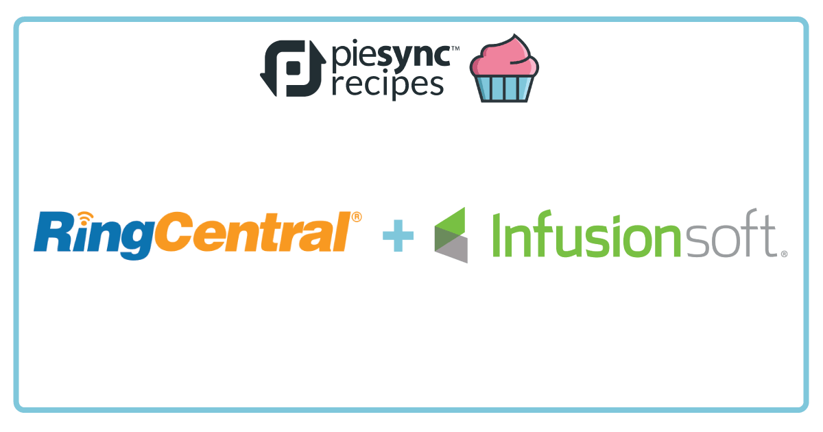 Recipe-RingCentral-Infusionsoft