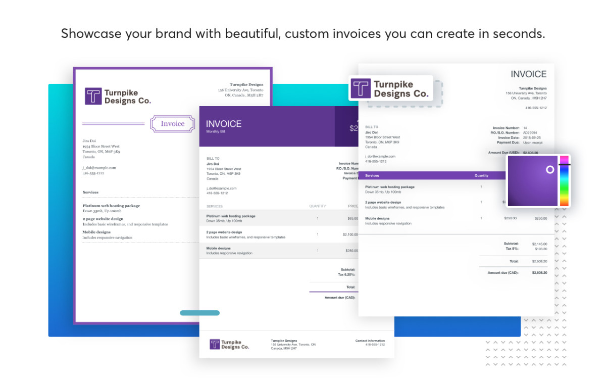 chrome-invoice-professional-invoices