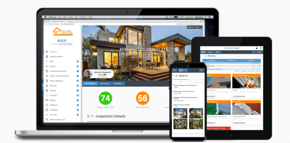 Spectora automate real estate inspections
