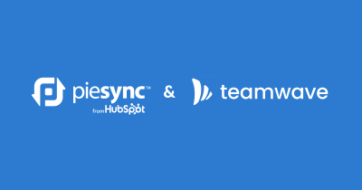 The new sync solution for TeamWave works two-way and in real time