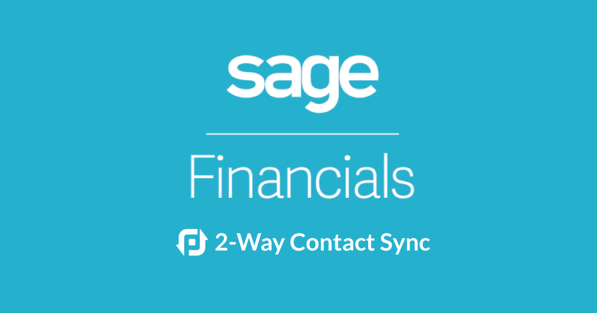 Sage Financials Launch