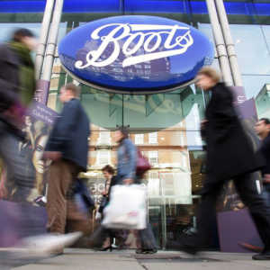 Click to find out more about our work with Boots