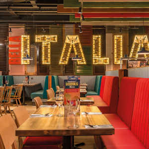 Click to find out more about our work with Bella Italia