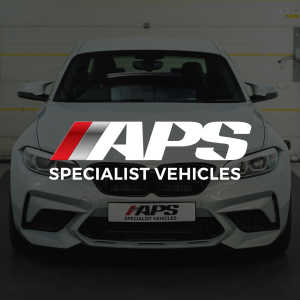 Click to find out more about our work with APS Specialist Vehicles