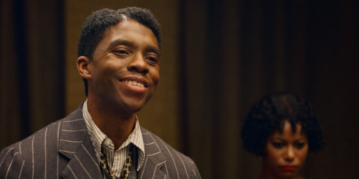 Ma Rainey Chadwick Boseman Globes