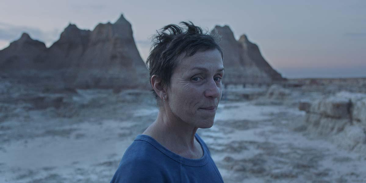 Frances McDormand Nomadlan