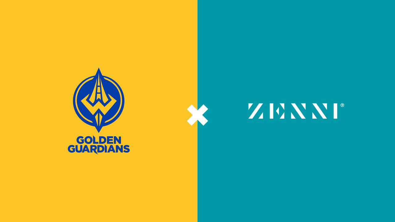 Golden Guardians Team Up With Zenni Optical To Become Official Eyewear Partner